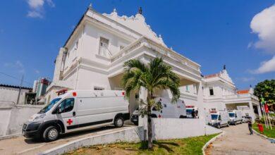 JP AMBULANCIAS 390x220 - JOÃO PESSOA: Prefeitura adquire 20 veículos e abre mais dez leitos de UTI Covid-19 no Santa Isabel