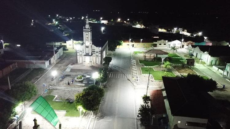 LASTRO AEREA - Após 1 ano de pandemia, cidade de Lastro registra primeira morte por covid-19; VEJA
