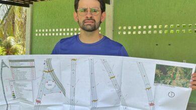 LASTRO PROJETO 390x220 - LASTRO: Prefeito Dr. Athaíde Diniz anuncia mais investimentos e comemora aprovação de projeto para pavimentação asfáltica que liga o centro da cidade ao bairro Alto da Boa Vista.