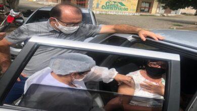 VACINA BONITO2 390x220 - Prefeitura de Bonito de Santa Fé inicia vacinação contra Covid-19 para idosos a partir de 70 anos