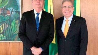 bolsonaro e ministro 390x220 - Médico paraibano Marcelo Queiroga será o novo ministro da Saúde do governo Bolsonaro