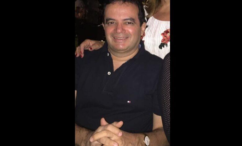 jr b 780x470 - Ex-presidente do Campestre Clube, Júnior Gadelha morre por complicações causadas pela Covid-19