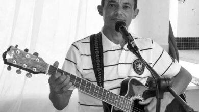 luto ms 390x220 - MAJOR SALES: Prefeitura e Câmara de Vereadores lamentam morte do artista da terra Vanildo Voz e Violão.