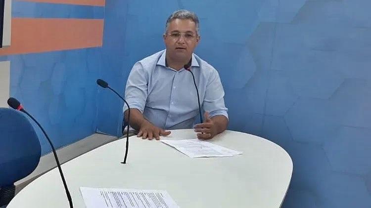 prefeito geroncio - SÃO FRANCISCO: Prefeito Gerôncio Júnior anuncia pagamento antecipado para os servidores