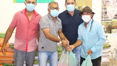 sementes joca 390x220 - JOCA CLAUDINO: Prefeitura inicia distribuição de sementes para produtores rurais do município.