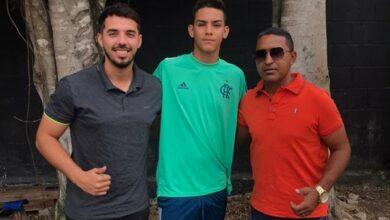 sousense 390x220 - Com apenas 12 anos, jovem sousense é aprovado na categoria de base do Flamengo