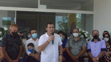 01 390x220 - 100 DIAS DE GESTÃO : Prefeito de Triunfo Espedito Filho entrega UBS no distrito de Cajuí