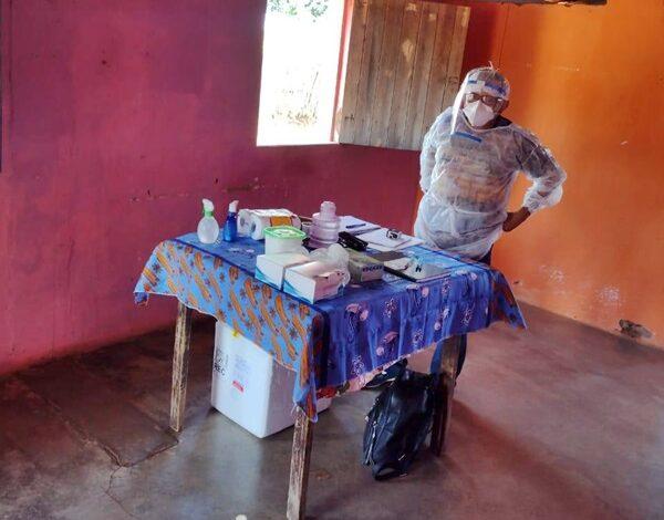 COVID BONITO 600x470 - Prefeitura de Bonito de Santa Fé cria ações para ampliação de testagem para covid-19 na zona rural do município.