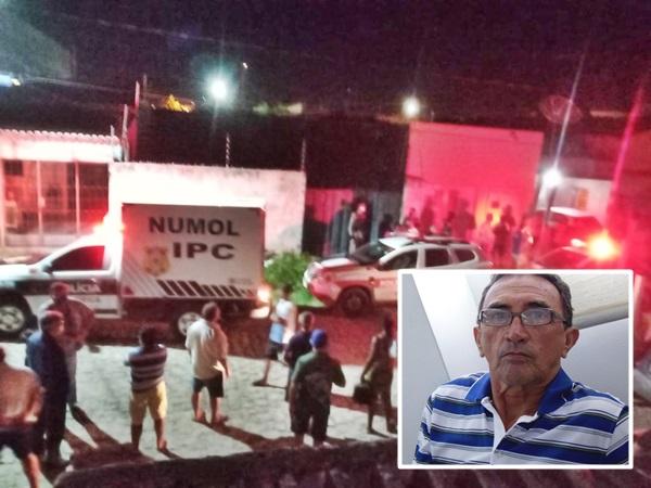 DEDE B1 - Servidor público morre após sofrer descarga elétrica na cidade de Sousa