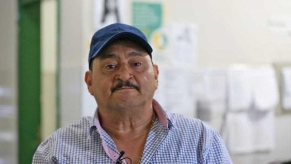 DEDIM GOUVEIA - LUTO : Dedim Gouveia, cantor e sanfoneiro, morre aos 61 anos com Covid-19, em Fortaleza