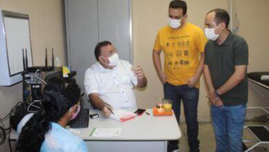 DR B1 390x220 - NO RN: Prefeito Dr. Cássio recebe Deputado Estadual Dr. Bernardo Amorim e reforça parceria pelo bem de Riacho de Santana