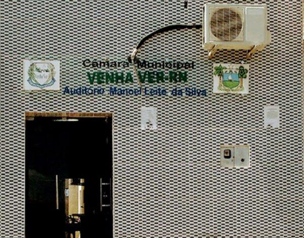 FRENTE 600x470 - NO RN: Câmara Municipal de Venha-Ver firma parceria com a FECAM-RN e ITEP para emissão de RG gratuitamente
