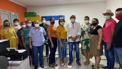PAULO NOVA 390x220 - Prefeito Paulo Braz reúne secretários para balanço dos 100 dias de governo em Poço José de Moura.