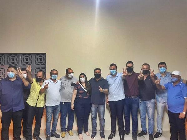 adesao triunfo - Debandada: Mais um vereador de oposição anuncia apoio a base de Espedito Filho em Triunfo