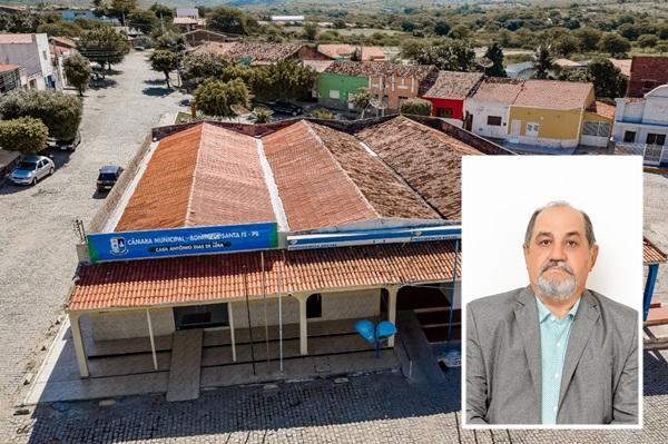 camara - FAZENDO A DIFERENÇA: Câmara Municipal de Bonito de Santa Fé anuncia pagamento antecipado dos servidores e vereadores