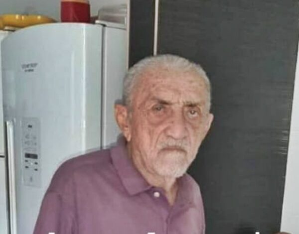 chico 600x470 - Morre Chico Caboclo, pai do ex-prefeito de Aparecida, Júlio César; Prefeito João Neto decretou luto por 03 dias no município.