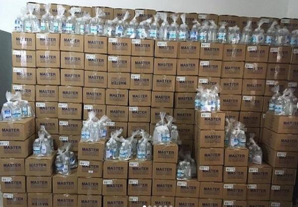 kit bonito - Prefeitura de Bonito de Santa Fé inicia distribuição de 3 Mil Kits de prevenção ao COVID-19.