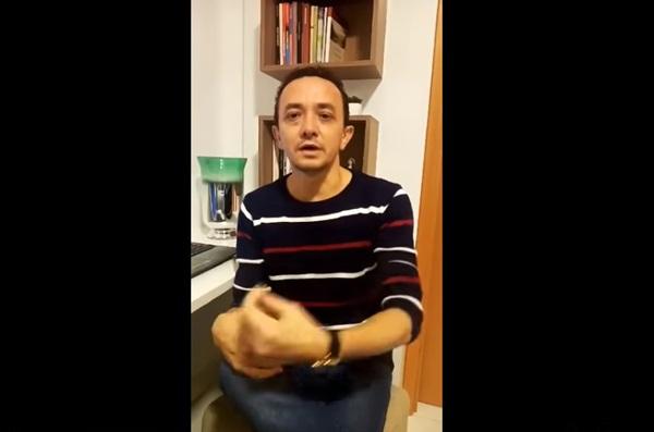 leonardodedede - 100 DIAS DE VERGONHA: Ex-candidato a prefeito relata que população sofre com falta de médicos nas UBS em São Domingos.