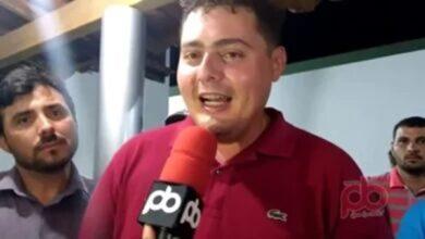 marcelo nazarezinho 390x220 - NAZAREZINHO: Prefeito Marcelo Vale acompanha anuncio da obra na PB-384 e agradece ao deputado Lindolfo Pires pela luta.
