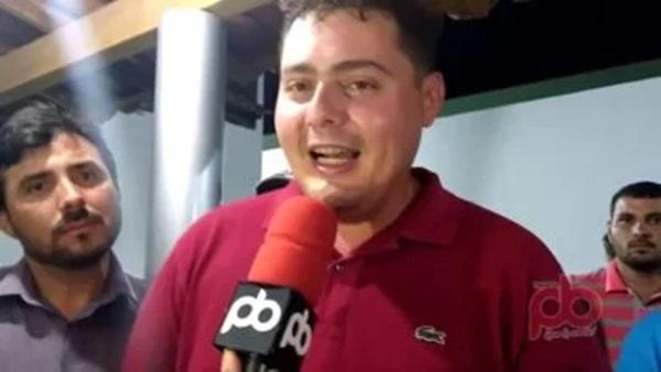 marcelo nazarezinho - NAZAREZINHO: Prefeito Marcelo Vale acompanha anuncio da obra na PB-384 e agradece ao deputado Lindolfo Pires pela luta.