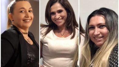 pageirmas 390x220 - NÃO MUDOU NADA: Prefeita de São Domingos afronta a justiça e comete nepotismo nomeando ex-prefeita e irmãs como secretárias; VEJA.