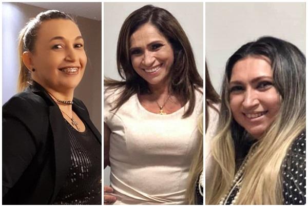 pageirmas - NÃO MUDOU NADA: Prefeita de São Domingos afronta a justiça e comete nepotismo nomeando ex-prefeita e irmãs como secretárias; VEJA.