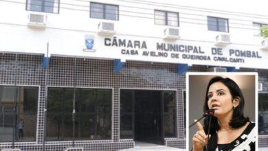 pombal 390x220 - COVID-19: Vereadores de Pombal rejeitam moção de aplausos a Deputada Estadual Pollyanna Dutra.