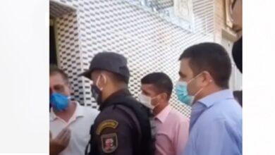 venha ver briga 390x220 - VIX: Polícia Militar é acionada para controlar confusão após suposto arrombamento na câmara de Venha-Ver por vereadores de oposição.