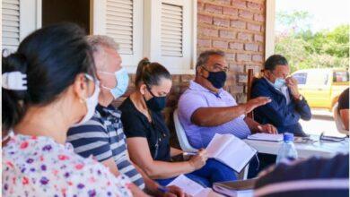 1 1 390x220 - Monte Horebe: Prefeito Marcos Eron realiza reunião com secretariado sobre planejamento estratégico