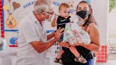 BEBE 390x220 - JOÃO PESSOA : Semana do Bebê leva atividades lúdicas para crianças e informação para a família