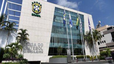 CBF 390x220 - CBF libera auxílio financeiro para FPF e times paraibanos que disputam o Brasileiro; Confira os valores