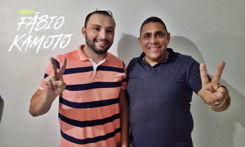 FELIPE 780x470 - Vereador anuncia apoio a grupo governista na Câmara de Aparecida após deixar bloco de oposição