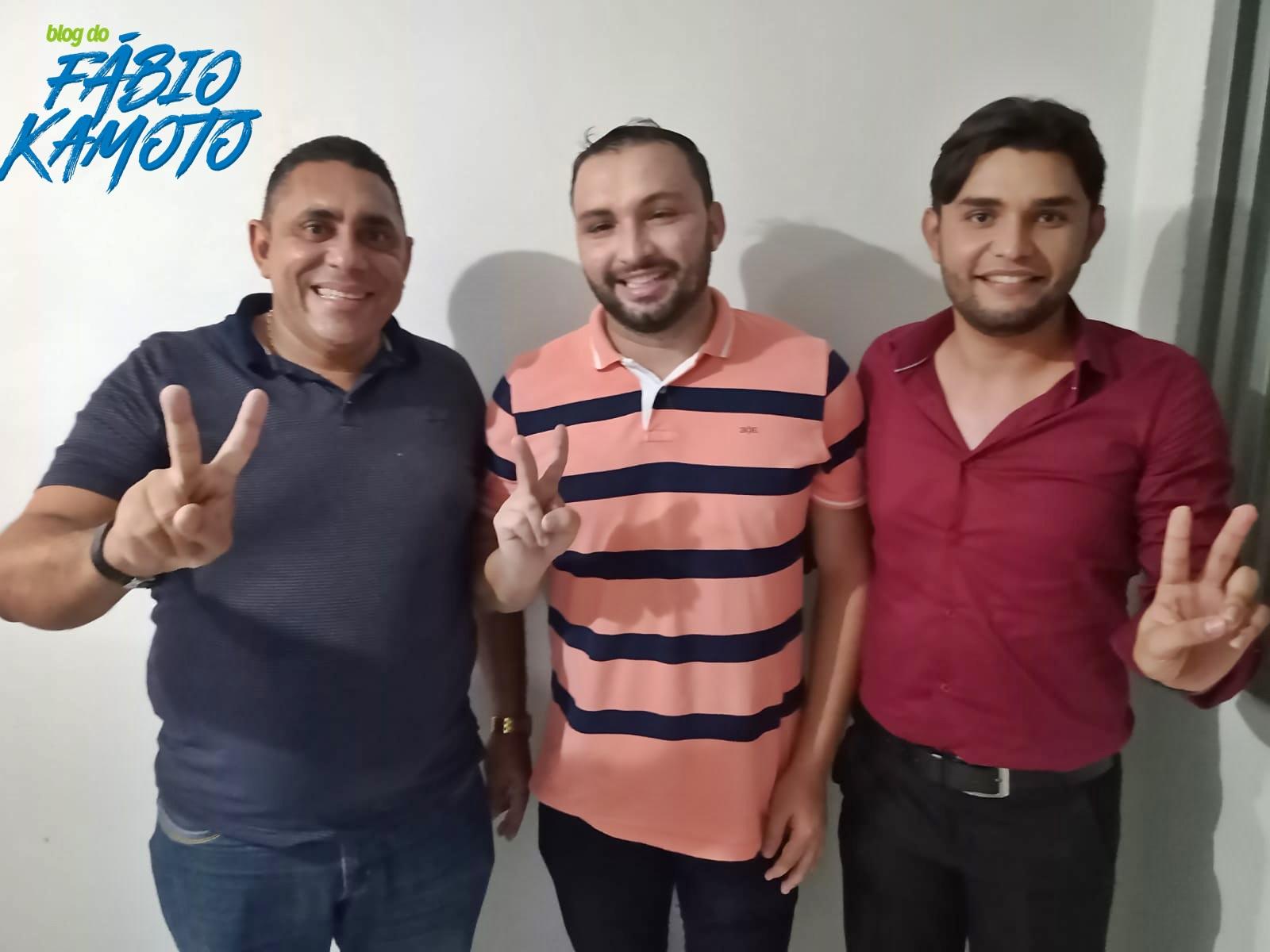 FELIPE2 - Vereador anuncia apoio a grupo governista na Câmara de Aparecida após deixar bloco de oposição