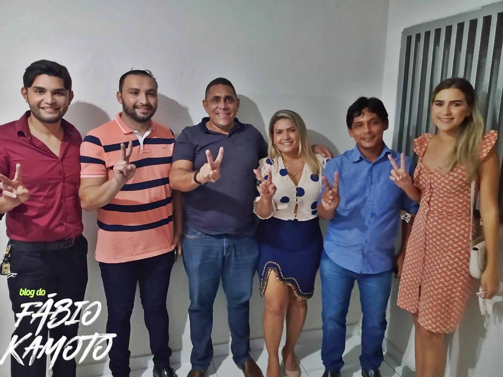 FELIPE3 - Vereador anuncia apoio a grupo governista na Câmara de Aparecida após deixar bloco de oposição