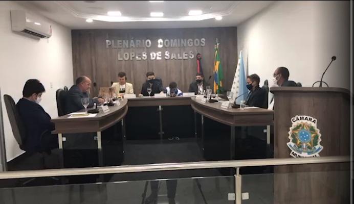 MARIZOPOLISSESSAO - Câmara Municipal de Marizópolis aprova projetos e requerimentos na sessão desta quarta-feira (05)