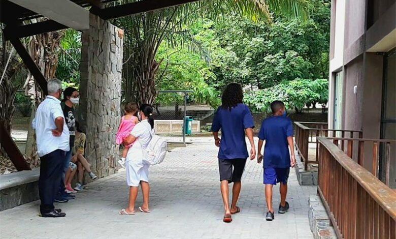 PARQUEJP 780x470 - JOÃO PESSOA: Público retoma visitação ao Parque Arruda Câmara obedecendo às regras contra Covid-19