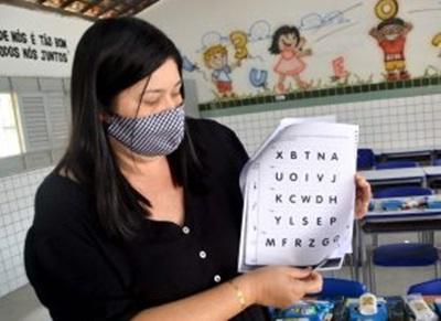 enfermeira1 - Prefeitura de João Pessoa realiza o Domingo na Escola para iniciar vacinação dos trabalhadores de educação