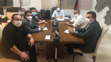 lc 390x220 - SÃO JOÃO DO RIO DO PEIXE: Prefeito Luiz Claudino se reúne com governador João Azevedo e discute ações na saúde, educação, segurança e infraestrutura.