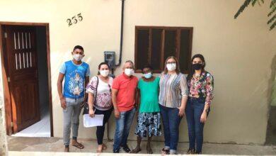 ms casas 390x220 - NO RN: Prefeitura de Major Sales realiza a entrega de novas casas do Programa de melhoria habitacionais para o controle da doença de chagas