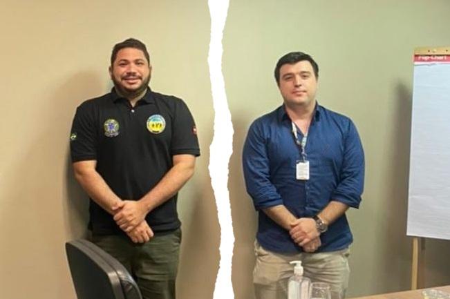 peixe - Grupo do Peixe anuncia rompimento com Jeferson Vieira em Marizópolis; saiba os motivos!