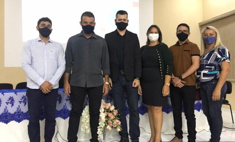 reuniao educacao una 780x470 - UIRAÚNA: Secretaria Municipal de Educação se reúne com gestores estaduais de Educação da Paraíba