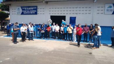 sjrp 0105 390x220 - Prefeito Luiz Claudino comemora o dia do trabalhador entregando novas obras em São João do Rio do Peixe