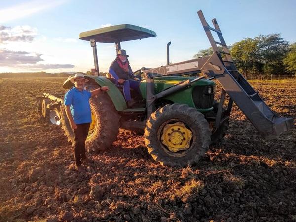 22 - Em São João do Rio do Peixe: Com inventivo da gestão municipal à agricultura familiar, safra de arroz deverá ter acréscimo de mais de 100% em 2021