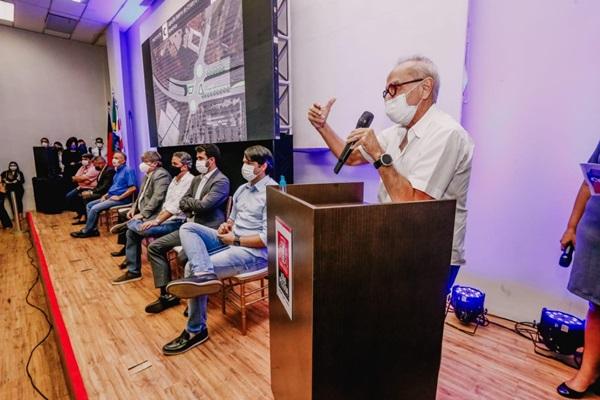 CICERO JUNHO - Agora tem Trabalho: Prefeito lança pacote de obras de R$ 1 bilhão que deve gerar desenvolvimento e 40 mil empregos em João Pessoa