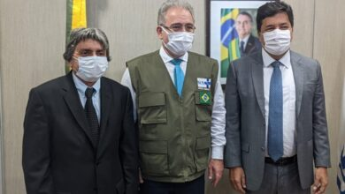 GILVANDRO BSB1 390x220 - Prefeito de Belo Jardim cumpre agenda administrativa em Brasília e se reúne com Ministro da Saúde para solicitar recursos para a construção de um novo hospital no município