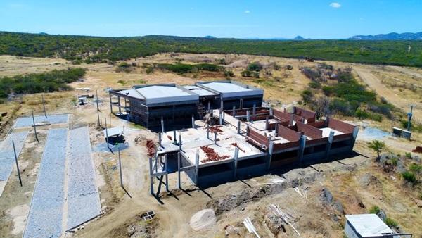 IFPB - Efraim Filho comemora avanço da construção de Campus do IFPB; ''Santa Luzia será uma realidade''