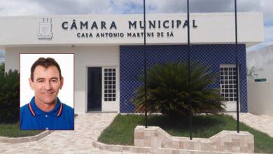 VEREADOR SD 1 390x220 - Sem registro de ponto para servidores, Câmara de São Domingos é alvo de Procedimento Administrativo no MPPB