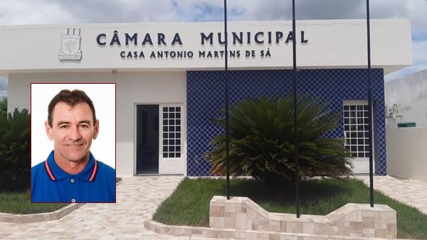 VEREADOR SD 1 - Sem registro de ponto para servidores, Câmara de São Domingos é alvo de Procedimento Administrativo no MPPB