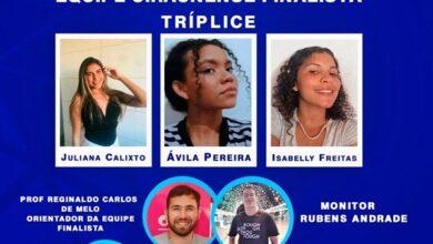 equipe historia 390x220 - EDUCAÇÃO EM DESTAQUE: Alunos da Rede Pública de Uiraúna são finalistas na Olimpíada Nacional em História do Brasil