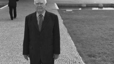 homero ag 390x220 - Ex-prefeito André Gadelha lamenta morte de Homero Pires, pai do Deputado Estadual Lindolfo Pires.